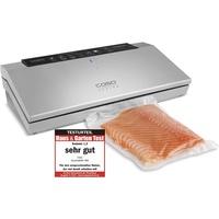 CASO DESIGN Gourmet VAC 480 Vakuumiergerät silber