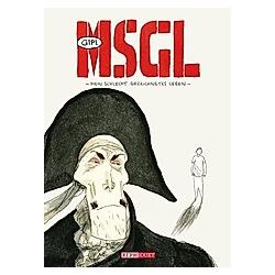 MSGL - Mein schlecht gezeichnetes Leben. Gipi  - Buch