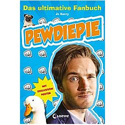PewDiePie - Das ultimative Fanbuch. Jo Berry  - Buch