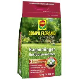 Compo Floranid Rasendünger plus Unkrautvernichter 12 kg