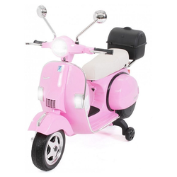 Actionbikes Motors Elektro-Kinderroller Vespa PX150 - Kinder Elektroroller