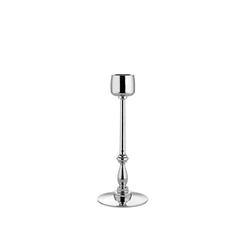 Alessi Kerzenhalter Kerzenständer silber 19 cm