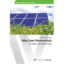 Alles über Photovoltaik als Buch von