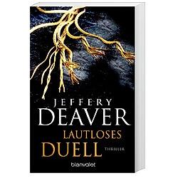 Lautloses Duell. Jeffery Deaver  - Buch