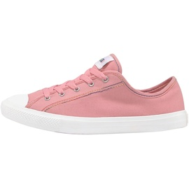 Converse Chuck Taylor All Star Dainty Low Top coastal pink/yellow/white 37