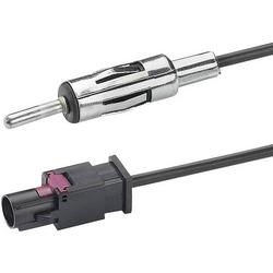 AIV Auto-Antennen-Adapter Fakra, ISO 150 Ohm Passend für: BMW 20cm