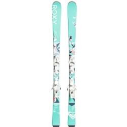 Roxy - Kaya 72 + L10 2020 - Ski Sets inkl. Bdg. - Größe: 155 cm