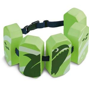 Beco Schwimmgürtel 5Pads Sealife grün 96071-6