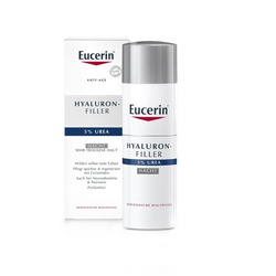 EUCERIN Anti-Age HYALURON-FILLER UREA Nachtcreme 50 ml