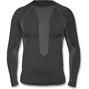 Fox Thermo Sport Funktions Unterhemd langarm schwarz, Größe GR.XXL