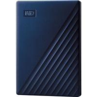 Western Digital My Passport for Mac 2TB USB 3.2 dunkelblau (WDBA2D0020BBL-WESN)