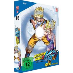 Dragonball Z Kai - Box 6  [4 DVDs]