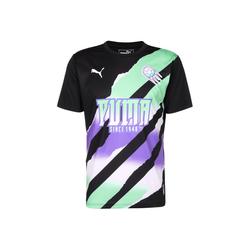 PUMA Fußballtrikot Retro Black XL (56/58 EU)
