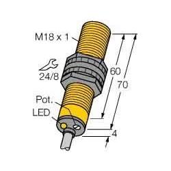 Turck Sensor kapazitiv BC5-S18-AP4X