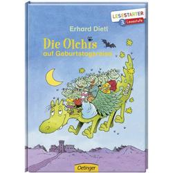 Oetinger Verlag Die Olchis auf Geburtstagsreise