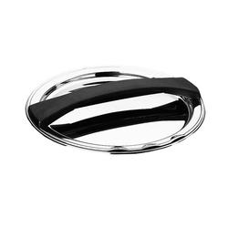 Fissler Topfdeckel Magic Metalldeckel 16 cm schwarz