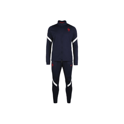 Nike Trainingsanzug Frankreich Dry Strike Em 2021 (2-tlg) blau S