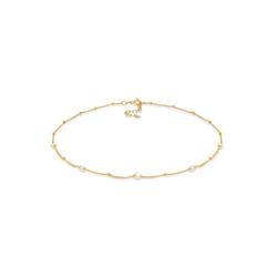 Elli Perlenkette Choker Kugelkette Süßwasserperlen 925 Silber