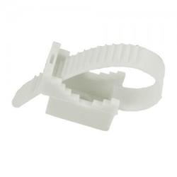 10 STK Kabelbinder UP50 weiß E-P 12.3 0394