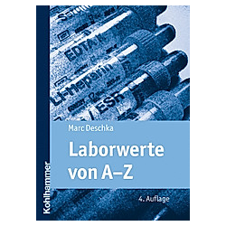 Laborwerte von A-Z. Marc Deschka  - Buch