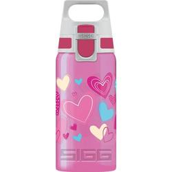 SIGG Trinkflasche VIVA ONE Herzen 8686.00 Rosa 500ml