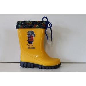 Beck Kinder Regenstiefel Käpt'n Blaubär Gelb Gr. 23 - 35