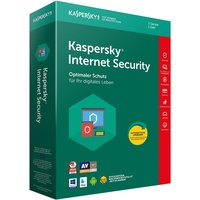 Kaspersky Lab Internet Security 2018 3 Geräte ESD DE Win Mac Android iOS