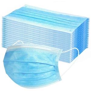 10-pack Schutzmaske Mundschutz Einwegschutzmaske universelle Größe Gesundheitsschutz Kosmetikerin-Care-Arzt-Einsatz
