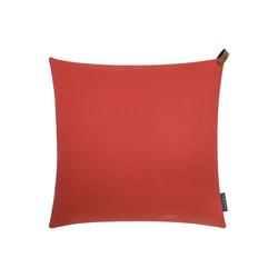 Kissenbezug Das Sonnenplätzchen, mokebo, auch als Outdoor Kissenhülle oder Kissen rot
