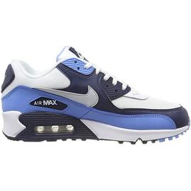 Nike Men's Air Max 90 Essential blue-white/ white, 44.5