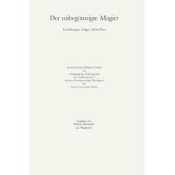 Der unbegünstigte Magier: eBook von
