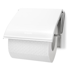 BRABANTIA Toilettenpapierhalter - White