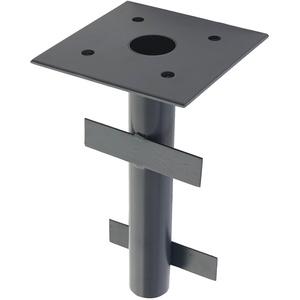 Bodenhülse für Luxus-Ampelschirme HWC-A96, Bodenanker Schirmständer, Ø 49mm
