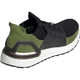 adidas Ultraboost 19 black-olive/ white, 44