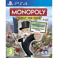 Monopoly Family Fun Pack - PS4 [EU Version]