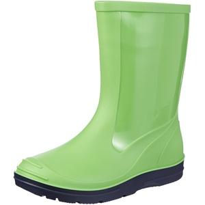 Beck Mädchen Basic Schlupfstiefel, Grün (apfel 09), 24 EU