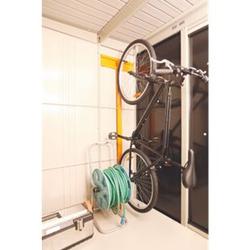 Wolff COMFORT LINE Fahrradhalter groß für Gerätehäuser