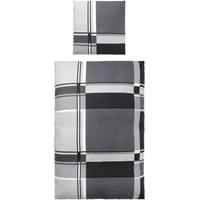 Biber grau (135x200+80x80cm)