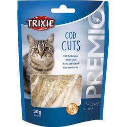 TRIXIE Premio Cod Cuts 50 g