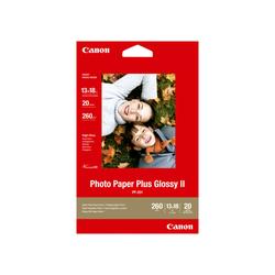 Canon PP-201 Glossy Plus Fotopapier 20 Blatt 13 x 18 cm