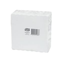 Tork Universal Servietten, 1-lagig, 1/4 Falz, hochweiß, 15 x 15 cm, 1 Karton = 40 x 500 Servietten = 20.000 Stück