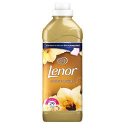 Lenor Golden Orchidee Weichspüler, Edle Wäschepflege die zum träumen einlädt, 870 ml - Flasche