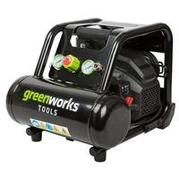 Greenworks Kompressor 8 bar