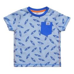 ESPRIT T-Shirt Surfbretter blau