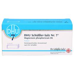 BIOCHEMIE DHU 7 Magnesium phosphoricum D 6 Pulver 10 St