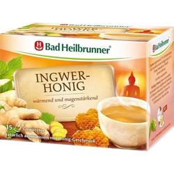 Bad Heilbrunner Ingwer-Honig Tee