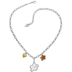 Guess Jewelry Heart UBN21217 Halskette für Sie Sehr Trendig