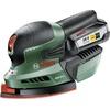 Bosch Bosch Home and Garden PSM 18 LI 06033A1303 Akku-Multischleifer inkl. Akku 18V 2.5Ah 93 x 93 x 93 mm,