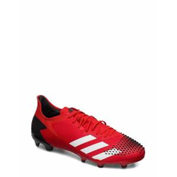 adidas performance Predator 20.2 Fg Shoes Sport Shoes Football Boots Rot ADIDAS PERFORMANCE Rot 37 1/3,36 2/3