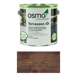 OSMO Terrassen-Öl 021 Mooreiche  + Pinsel gratis  zur Bestellung Große: 2,5l